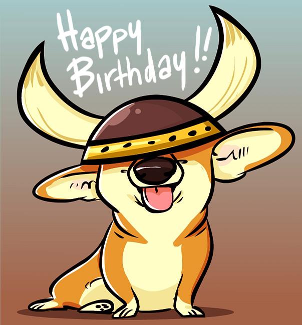 Поздравления викингов с днем рождения 90