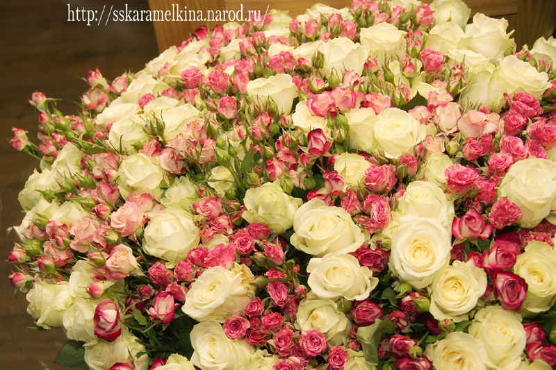Фото букетов цветы с днем рождения